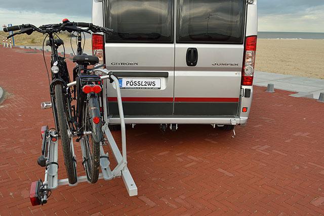 Busbiker om uw elektrische fiets mee te nemen - Kruisinga